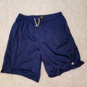VINTAGE CHAMPION BASKETBALL SHORTS